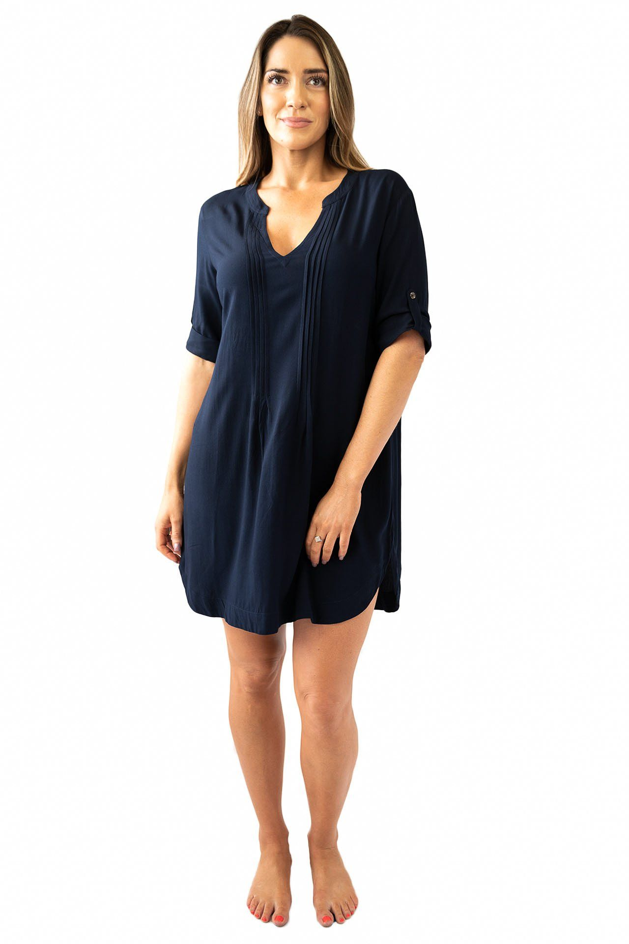 Penny Dress DRESS LOVE LILY XS Navy