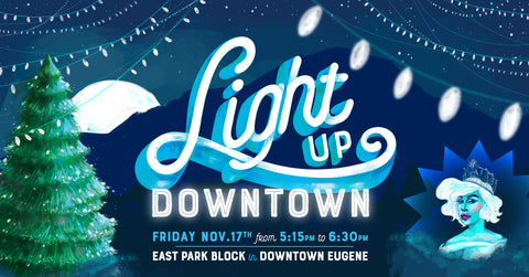 Holiday Kick Off Sale & Light Up Downtown
