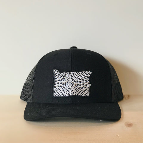 Dot Oregon Patch Hat