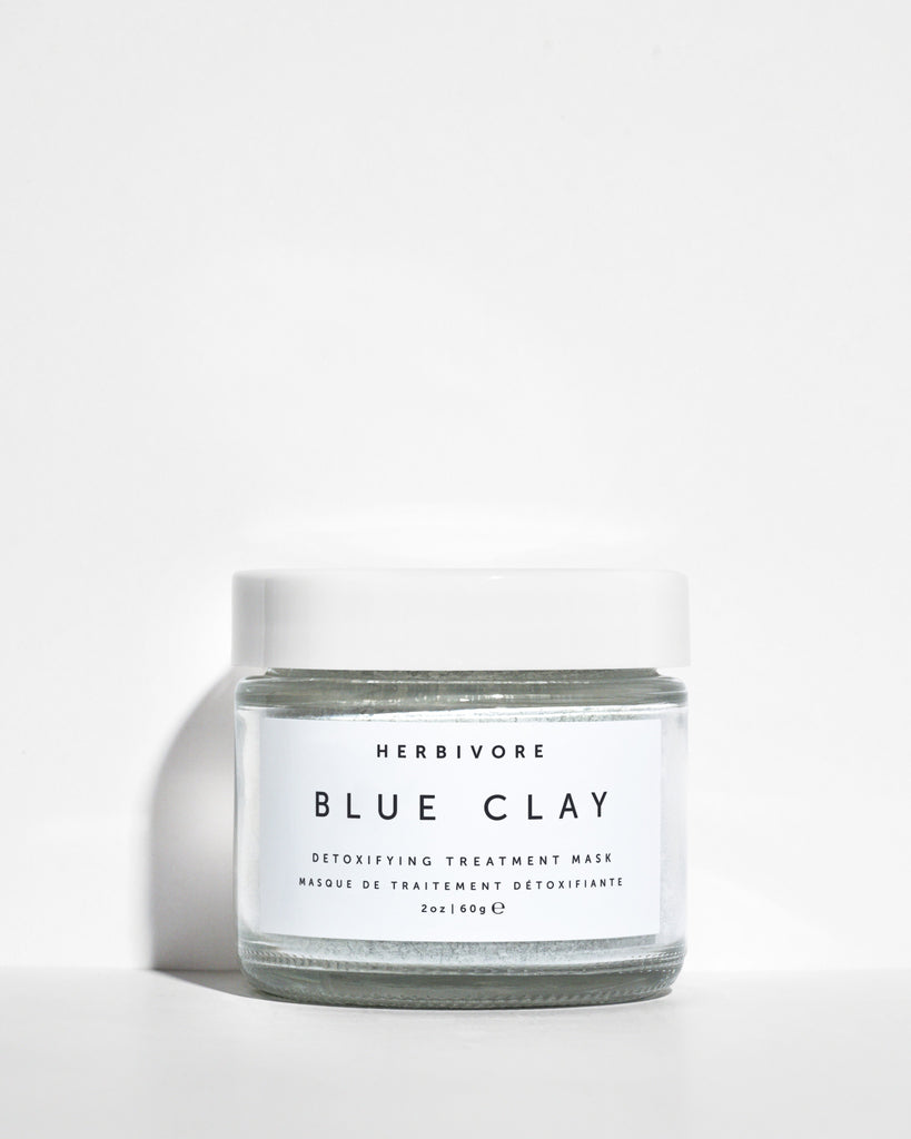Blue Clay Spot Treatment Mask