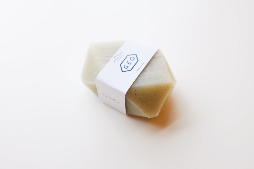 Green Mini Gem Soap