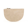 Mondo Half Moon Wallet in Sand