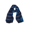 Blue & Navy Reversible Scarf