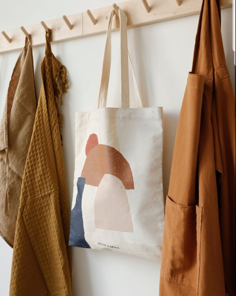 Shapes Cotton Tote