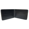 Black Leather Bifold