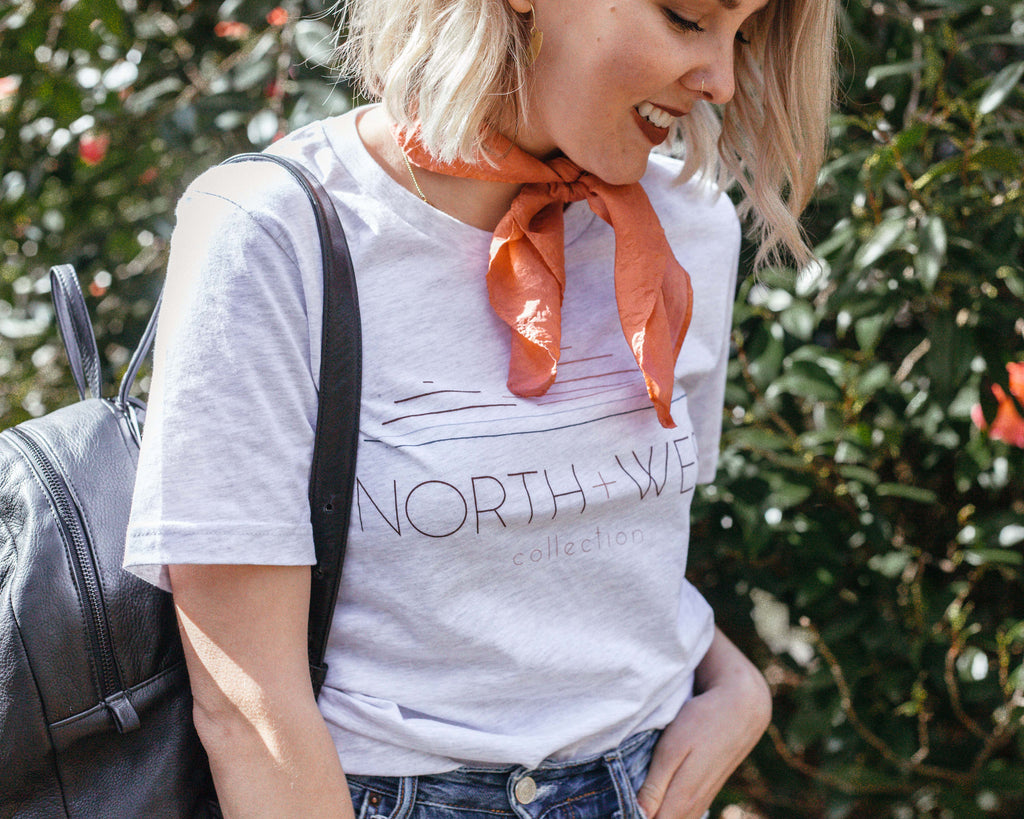 North + West Collection Tee