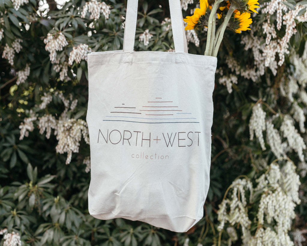 North + West Collection Tote