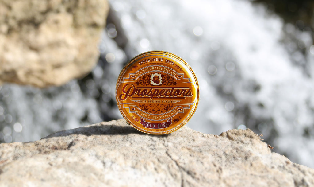 Gold Rush Pomade