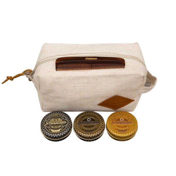 Hemp Dopp Kit