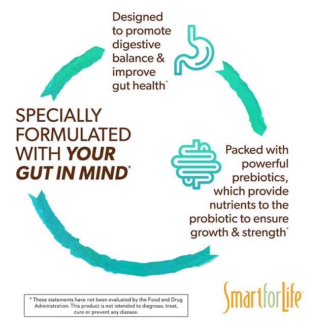 Smart for Life 50 Billion CFU 30 ct. Probiotic