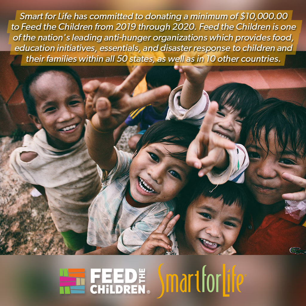 Smart for Life - Feed the Children