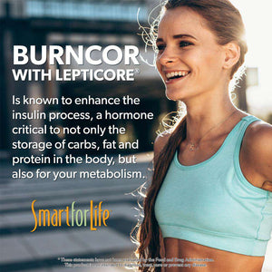 BurnCor with Lepticore® 120 Ct. - Shop Smart for Life