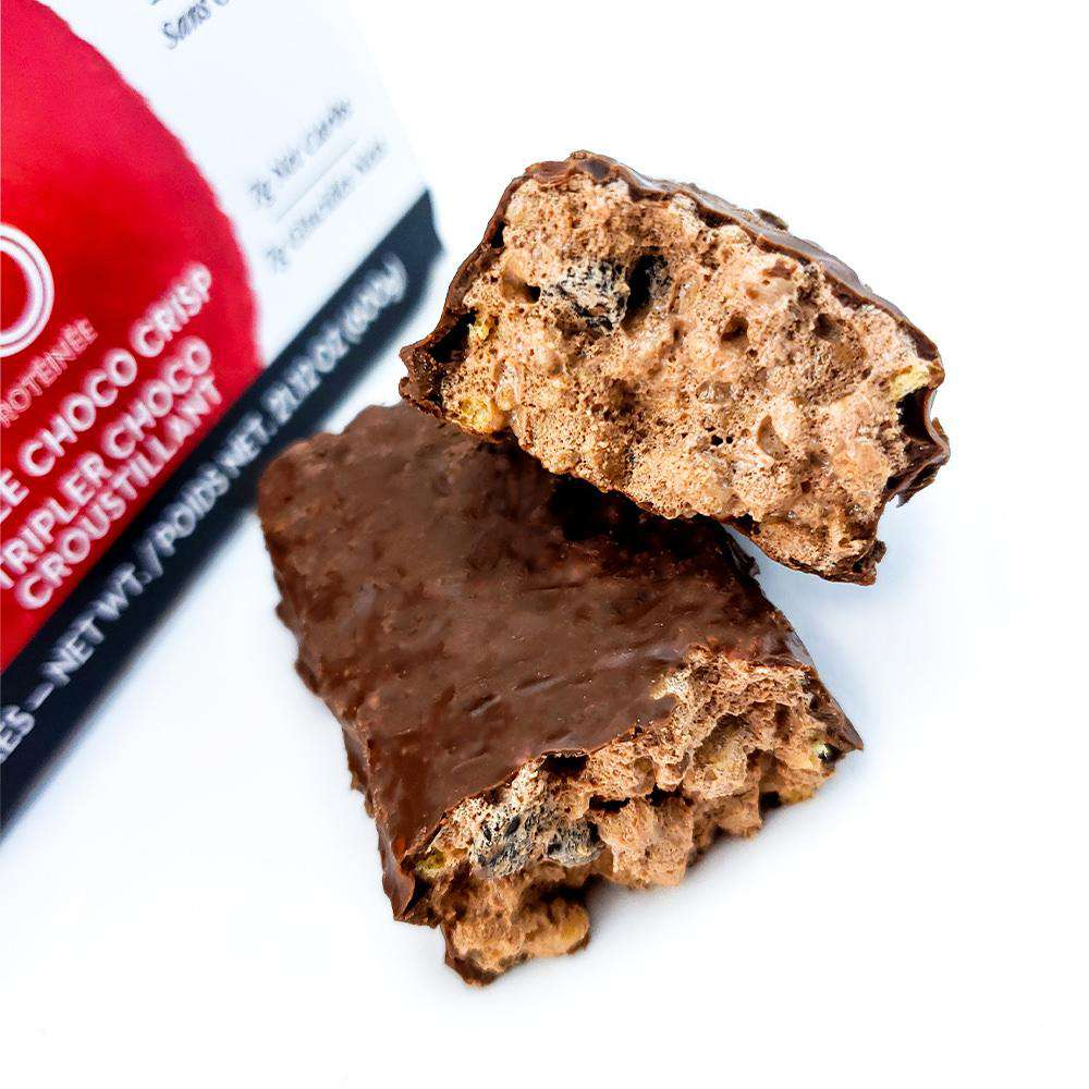 Keto Triple Chocolate Protein Bar - Smart for Life Cookie Diet