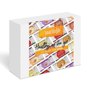 Healthy on the go! - Smart for Life Cookie Diet