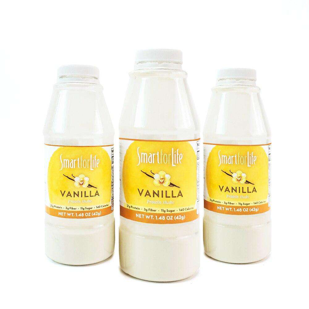 Vanilla Protein Shakes - Shop Smart for Life