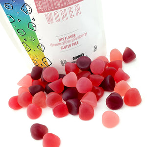 Multivitamin Women Gummies - Smart for Life