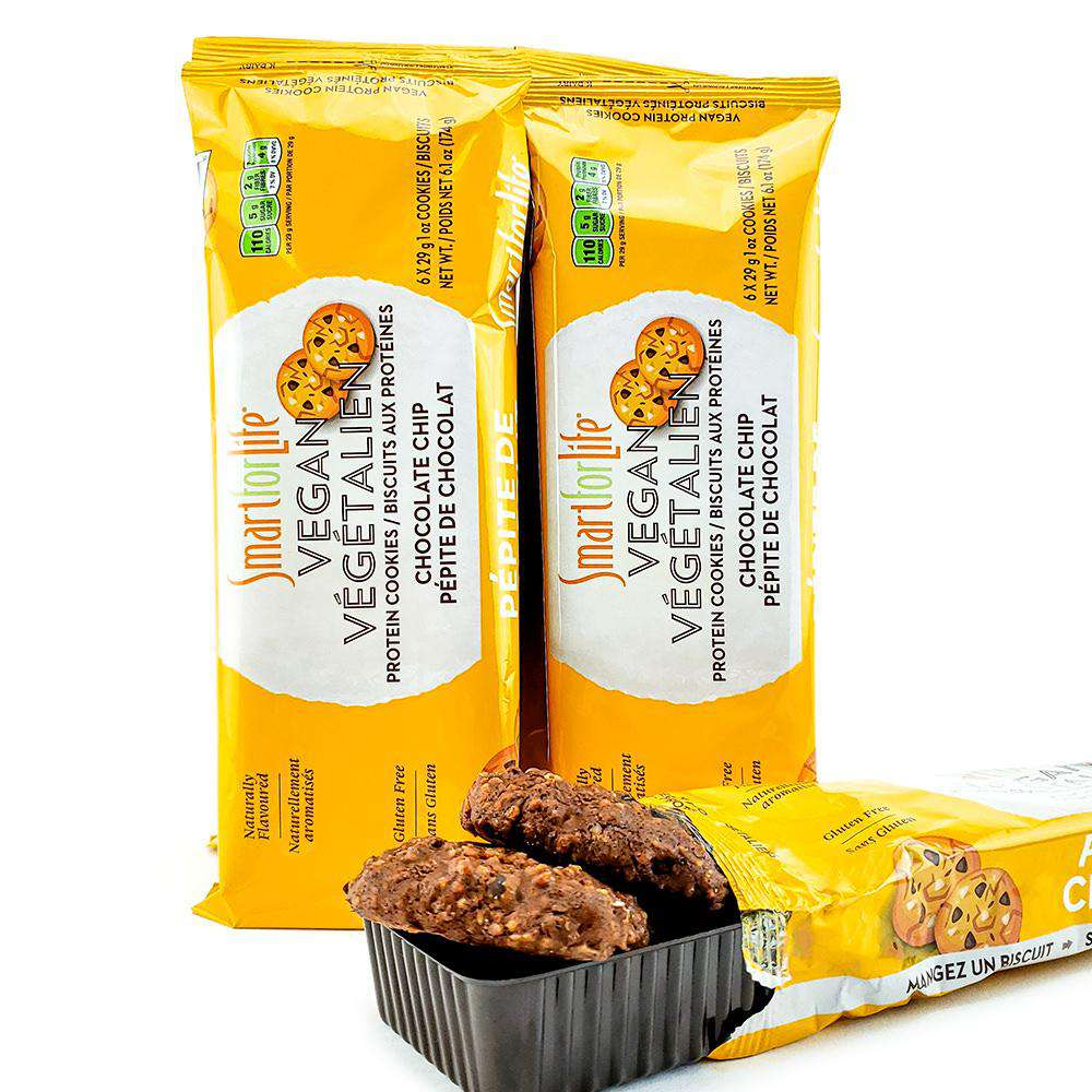3 Week Vegan Weight Loss Kit - Smart for Life Cookie Diet