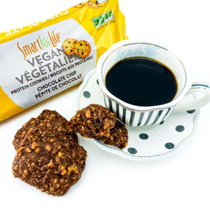 VEGAN Chocolate Chip Cookie - Smart for Life Cookie Diet