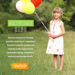 Multivitamin Kids Gummies - Smart for Life