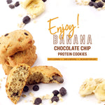 Gluten Free Banana Chocolate Chip Cookies (12 Ct.)