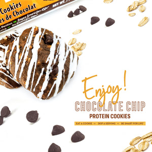 Chocolate Chip Cookies - Smart for Life Cookie Diet
