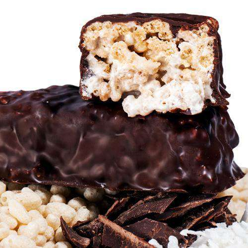 Chocolate Protein Bar - Smart for Life Cookie Diet