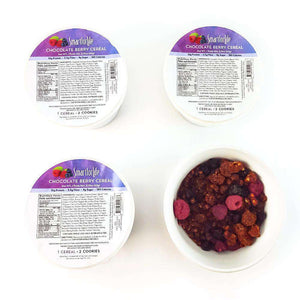 Chocolate Berry Cereal - Smart for Life Cookie Diet