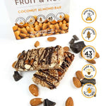 Coconut Almond Fruit & Nut Bar - Shop Smart for Life