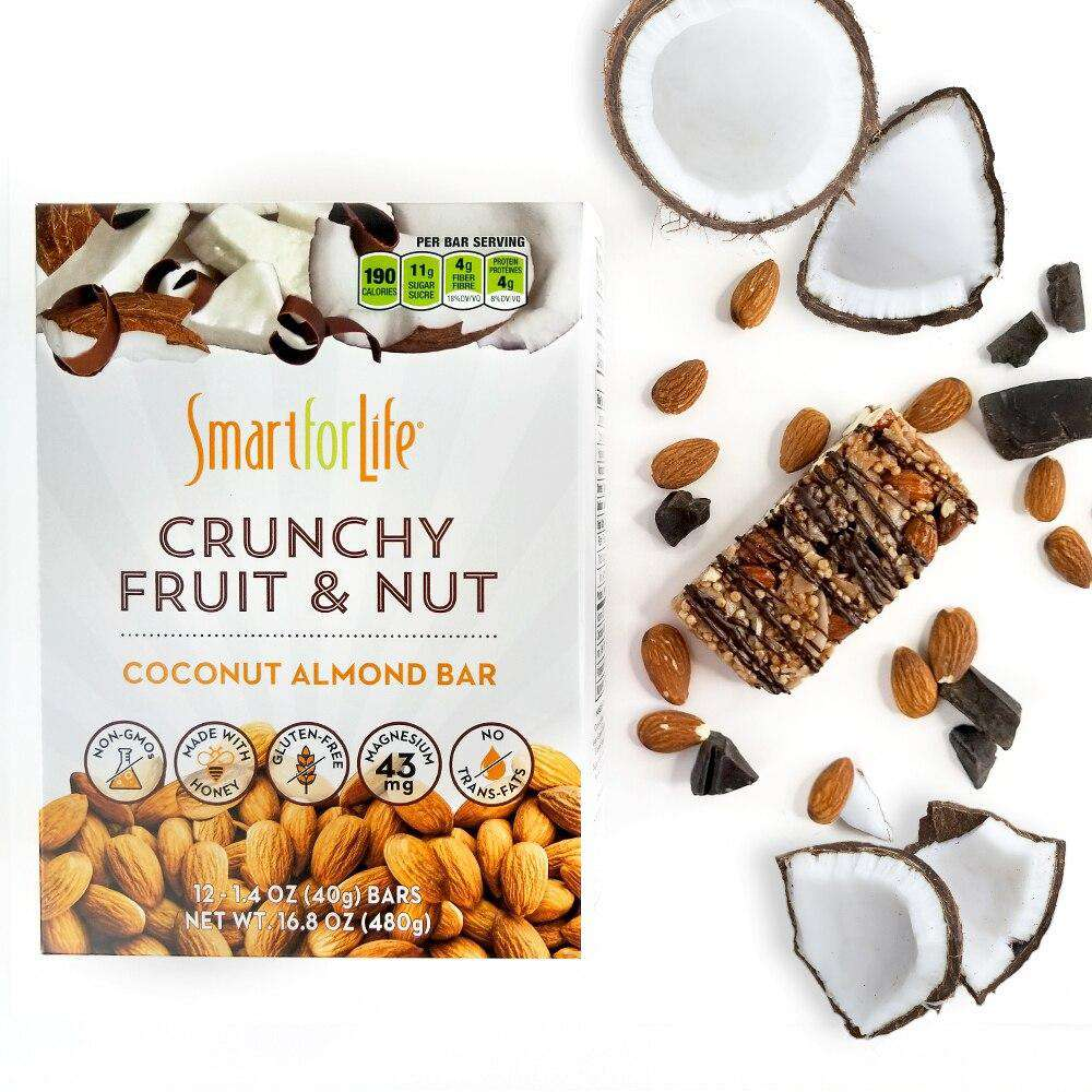 12 Ct. Coconut Almond Fruit & Nut Bar