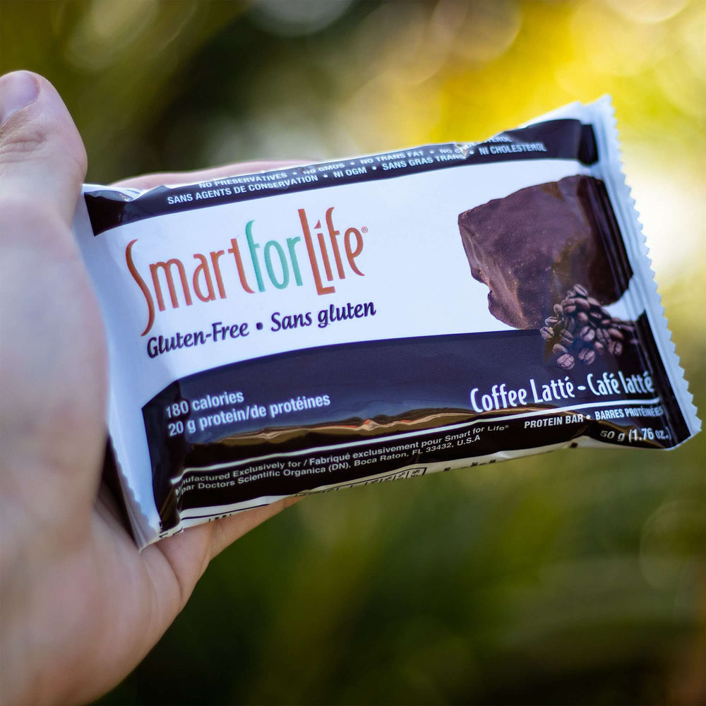 Coffee Latte Protein Bars