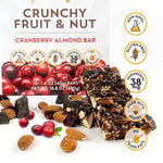 12 Ct. Cranberry Almond Fruit & Nut Bar - Shop Smart for Life