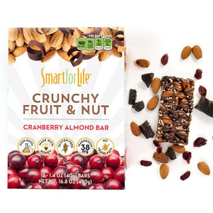 Cranberry Almond Fruit & Nut Bar