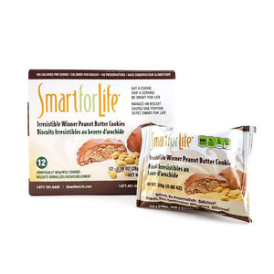 Irresistible Winner Cookies (12 Ct.) - Shop Smart for Life
