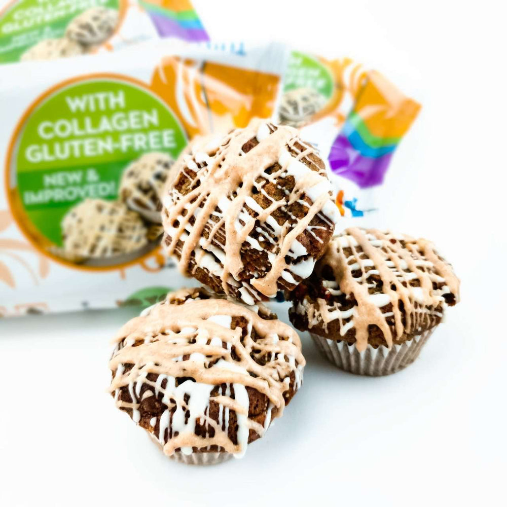 Carrot Cupcake with Collagen Bundle - Smart for Life Cookie Diet