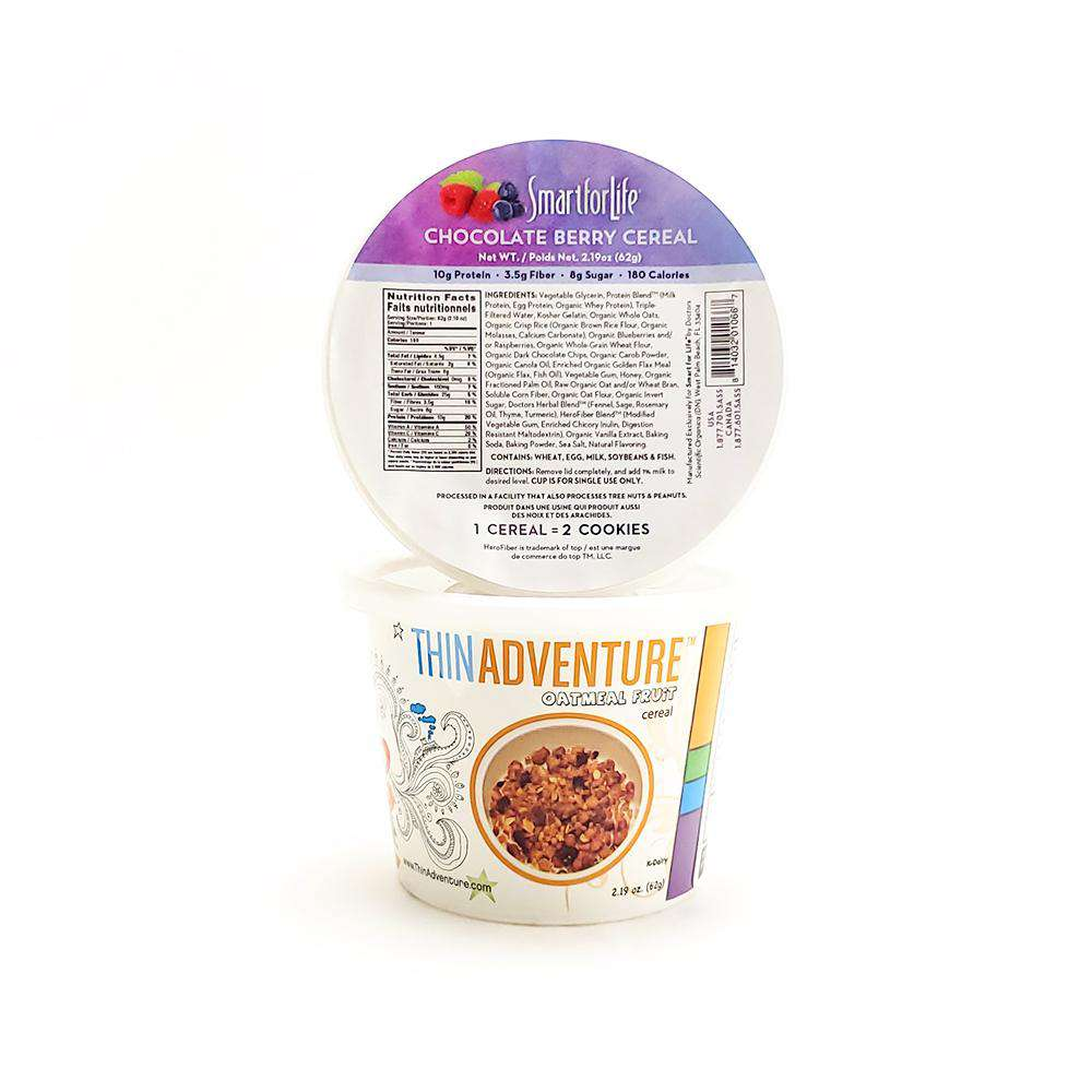 Smart for Life Protein Cereal - ThinAdventure - Smart for Life