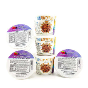 Protein Cereal Bundle - ThinAdventure - Smart for Life - Shop Smart for Life