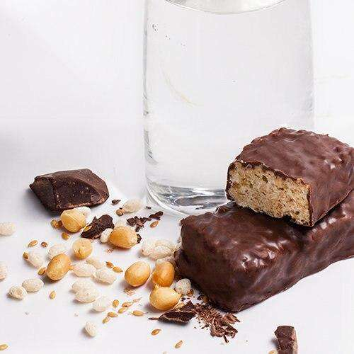Peanut Butter Chocolate Protein Bar - Smart for Life Cookie Diet