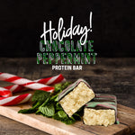 Peppermint Protein Bar