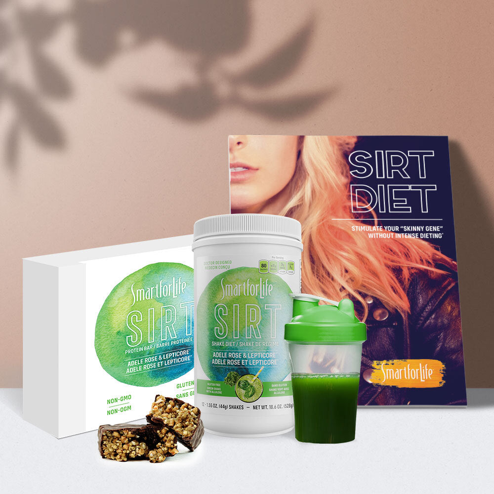 SIRT Diet - Smart for Life