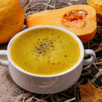 Vegan Pumpkin Thai Soup