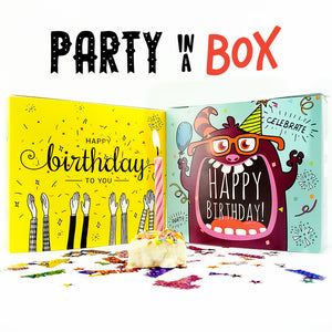 Birthday Box - Smart for Life