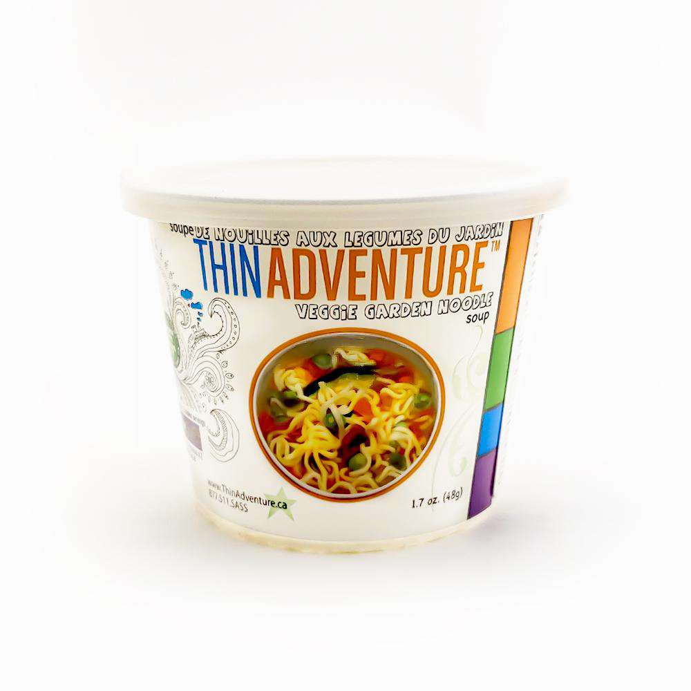 Veggie Garden Noodle Soup - Smart for Life Cookie Diet