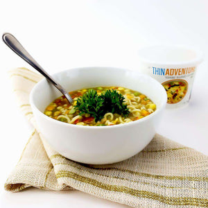 Veggie Garden Noodle Soup - Smart for Life