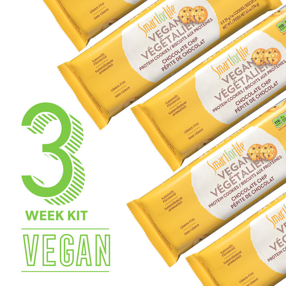 3 Week Vegan Weight Loss Kit - Smart for Life