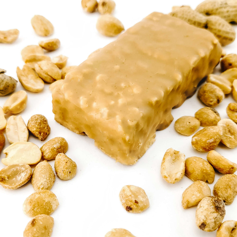 Low Sugar Peanut Butter Protein Bars - Shop Smart for Life