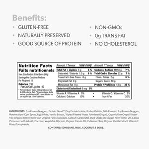 12 Ct. Chocolate Protein Bar - Shop Smart for Life