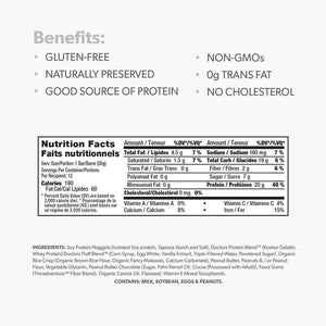 Peanut Butter Chocolate Protein Bar (12 Ct.) - Shop Smart for Life