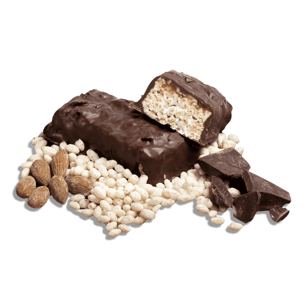 Caramel Almond Protein Bars - Smart for Life Cookie Diet