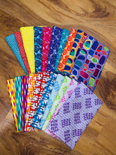 Load image into Gallery viewer, Abstract Garden One Yard Fabric Bundle 20 Pieces