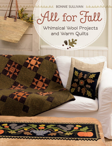 All For Fall by Bonnie Sullivan